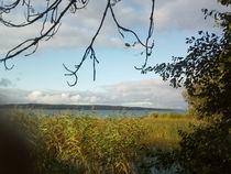 Herbstlicher Blick auf die Meckglemburgische Seenplattee von jefroh