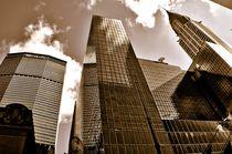 CHRYSLER BUILDING AND GROPIUS BUILDING IN NY. von Maks Erlikh