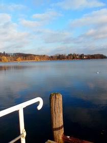 Stiller Blick auf Kellersee von jefroh