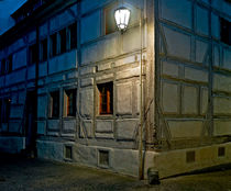 Corner of an old house in Constance by Leopold Brix