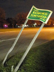 Welcome to Redford Township by Guy  Ricketts