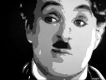 Charlie Chaplin by Hussein El Kaissy
