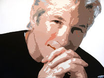 Richard Gere by Hussein El Kaissy