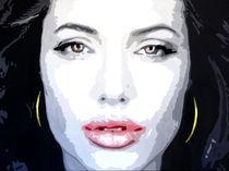 Angelina Jolie von Hussein El Kaissy