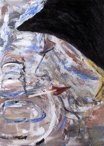 blauer Dunst von Elisabeth Maier