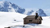 Dolomite Spring von John Biggadike