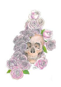 Juliette's Skull von Alicja Jaczewska