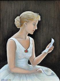 Der Brief von Dir by Edith Gracin