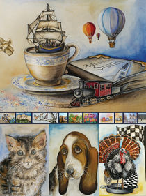 Greeting cards  von Daniela  Yordanova