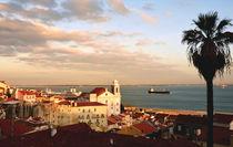 Lissabon/Lisboa von Kim Schindhelm