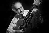 Old musician. by evgeny bashta