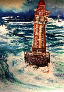 Leuchtturm von Irina Usova