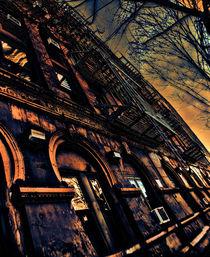 Harlem corner.NY von Maks Erlikh