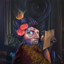 Her Metamorphosis (retrograde) by Jodi Magi