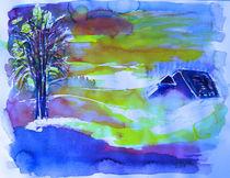 Frühling kommt von Irina Usova