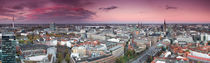 Hamburg Panorama by Sommerblende-robert sommer   photography