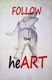 FOLLOW Your heART with Ellie von Judy Hall-Folde