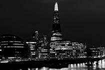 The Shard and Southbank London von David Pyatt