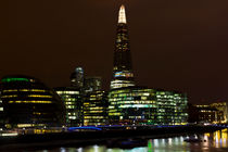 The Shard and Southbank London von David Pyatt