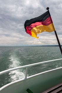 Schiff ahoi von Erhard Hess