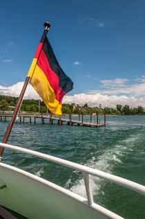 Schiff ahoi II von Erhard Hess