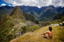 Machu Picchu Peru, Lugares Fuertes von Justine Høgh