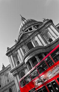 St Pauls Cathedral London by David Pyatt