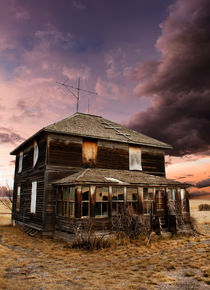 Abandoned House von Mindy McGregor