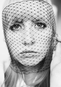 Self-portrait by Viktoria Panik
