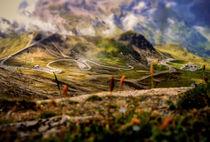 Alpine Road - Hochalpenstraße von Christoph Oberschneider
