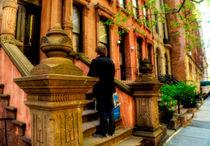 NY STREET by Maks Erlikh