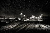 Night Station von Gealt Waterlander