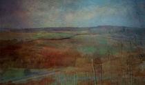 Winterweinberge von Marie Luise Strohmenger