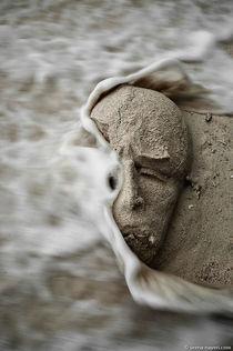 sand sculture by Seena Nayeri