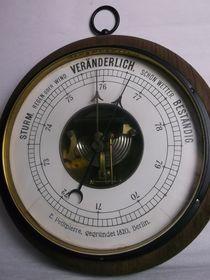 Barometer Oldtimer by techdog