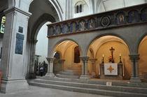Im Dom zu Naumburg/Saale von Irmtraut Prien