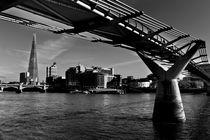 The Millenium Bridge von David Pyatt
