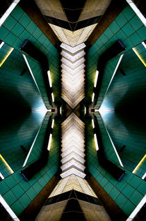 Symmetric Mainstation by dashofcolor
