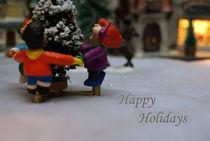 happy holidays von digidreamgrafix