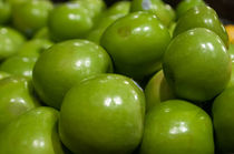 green apples by digidreamgrafix