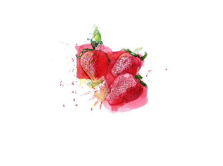 Three-strawberrys-001