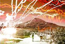 Paisajes de Luz 19 / Landscapes of Light 19 von Jose Muñoz