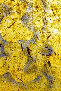 Überwiegend Gelb by Reiner Poser