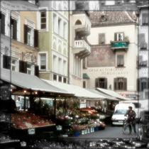 Tyrol - Bolzano - Torgglhaus von Leopold Brix