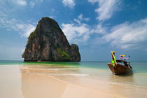 Tropical Beach Landscape. Thailand by perfectlazybones
