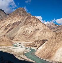 Sarchu Plains In Himalaya Mountains von perfectlazybones