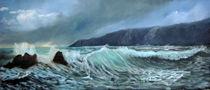 Rough Sea II von Gaby Bühler