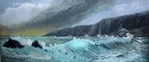 Rough Sea I von Gaby Bühler