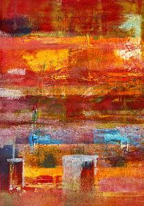 Abstraktion Farbe by Matthias Rehme