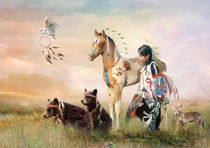 Little Warriors  by Trudi Simmonds